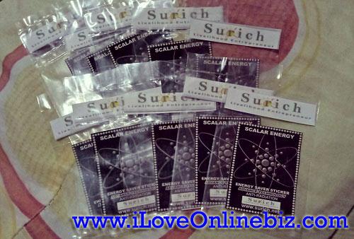 Surich Scalar Sticker Review