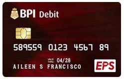 How To Get Your Own Bpi Atm Card Iloveonlinebiz
